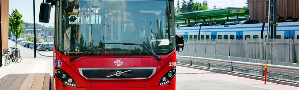 Nobina buss